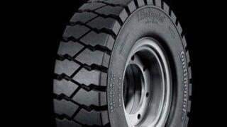 Continental desarrolla su primer neumático súper-elástico renovado