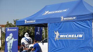 Michelin revisará la presión de 40.000 neumáticos antes del verano