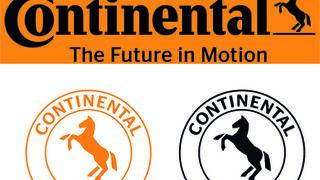 Continental rediseña su logotipo y su identidad corporativa