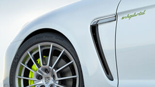 Michelin equipará de serie al Porsche Panamera