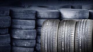El 25% de los neumáticos que vende un taller es de segunda mano