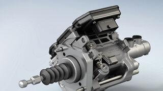 Bosch amplifica la fuerza de frenada con iBooster