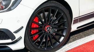 Dunlop Sport Maxx RT, en el nuevo Mercedes A45 AMG