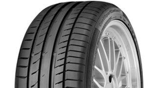 Audi homologa neumáticos Continental como equipo original
