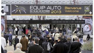 Equip Auto 2013, menos visitantes pero más satisfechos