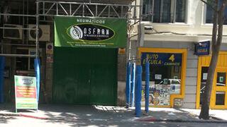 Neumáticos Osfran se estrena en el centro de Madrid