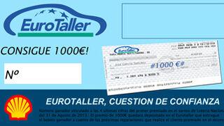 EuroTalleres de Huesca sortean 1.000 euros para visitas al taller