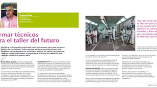 Formar técnicos para el taller del futuro