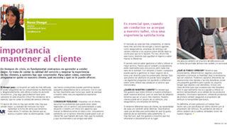 La importancia de mantener al cliente