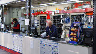 Las ventas de recambios en mostrador crecen el 20% desde 2010