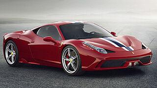Michelin equipa con su Pilot Sport Cup 2 al Ferrari 458 Speciale