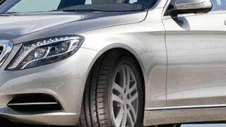 Hankook equipará al nuevo Mercedes-Benz Clase S