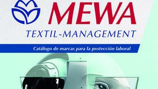 Mewa lanza su nuevo catálogo para la protección laboral