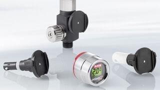 SATA Adam 2 U, medición de presión digital más exacta