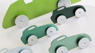 El verde, la apuesta de BASF y Glasurit para el automóvil