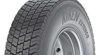 Riken Extengo 2, nuevas cubiertas para camión y autobús