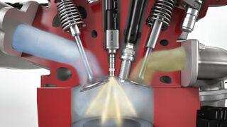 Bosch optimiza sus sistemas de inyección diésel y gasolina