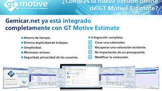 Gemicar.net integra GT Estimate online