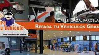 Repara tu vehículo estrena centro en Granada, el primero en Andalucía