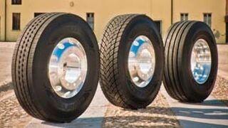 Kmax y Fuelmax, lo nuevo para camión de Goodyear