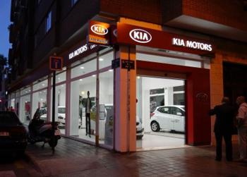 Grupo cano renueva su concesionario kia de valencia - Reparacion tv valencia ...