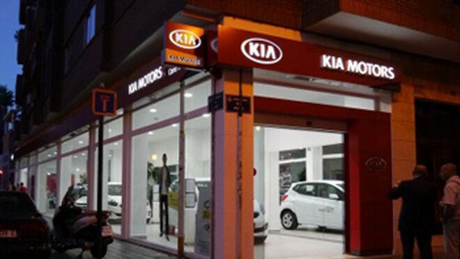 Grupo Cano renueva su concesionario Kia de Valencia