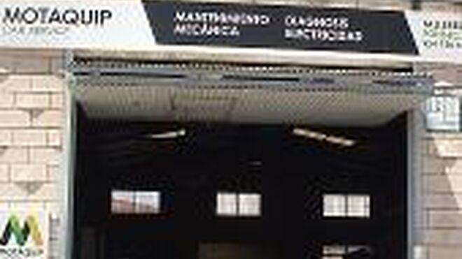 Motaquip supera en seis meses el centenar de talleres asociados