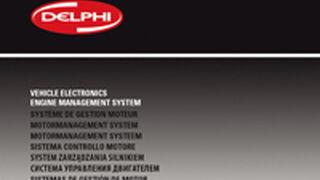 Delphi presenta el nuevo catálogo de gestión de motor 2013/2014