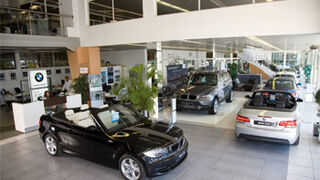 Guarnieri pierde venta de BMW en Málaga, pero sigue con posventa