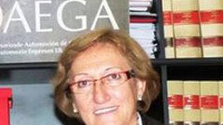 María del Carmen Antúnez, candidata a presidir Cetraa