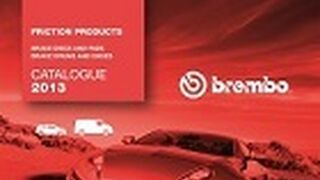 Brembo incorpora más de 500 referencias a su nuevo catálogo