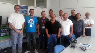 Bosch completa su primer Programa Máster para talleres