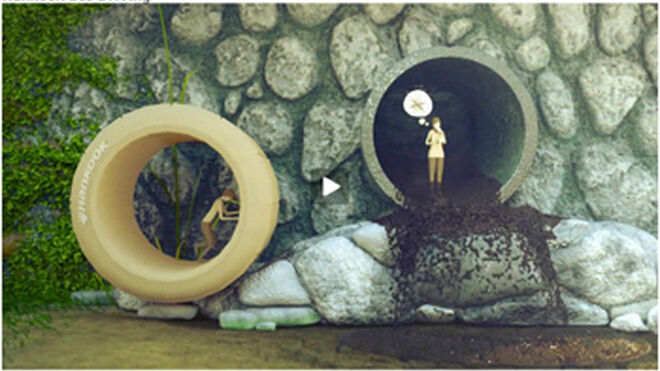 Hankook gana premios iF de Diseño con dos vídeos de neumáticos