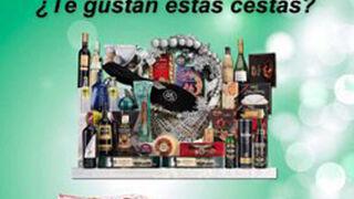 Eurotalleres de Huesca sortean cestas de Navidad
