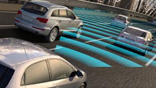 El control de crucero adaptativo, en dos de cada cien coches