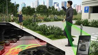 Sistemas Valet, coches que buscan hueco en el parking