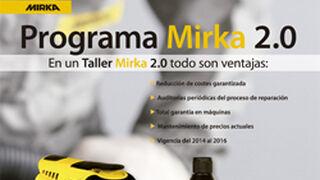 Mirka lanza su Programa 2.0 para talleres