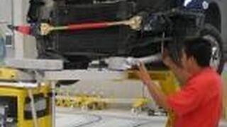 Las reparaciones de carrocería han caído el 39% desde 2010