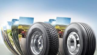 Bridgestone amplía su oferta de neumáticos para camión