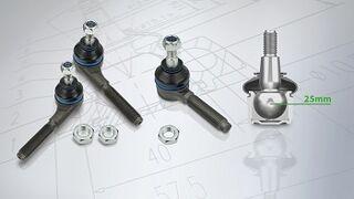 Meyle HD mejora sus rótulas de dirección para modelos de Peugeot y Citroën