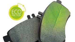Ferodo Eco-Friction, premiado en Equip Auto 2013