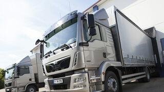 Man lidera el informe TÜV de vehículo industrial