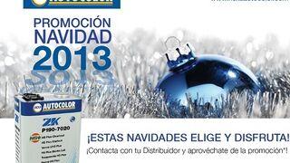 Nexa Autocolor, promoción Navidad 2013