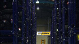 Tiresur, nuevo almacén de neumáticos en A Coruña