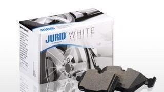 Grovisa promociona los productos de freno Jurid White
