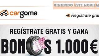 Cargoma.es, el neumático al mejor precio en tres pasos