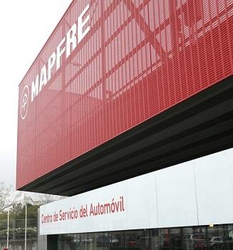 Mapfre estrena centro del autom vil en segovia for Oficinas mapfre castellon