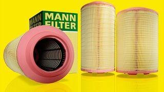 Mann-Filter Micrograde, filtro con tecnología de nanofibras