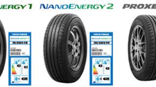 Toyo amplía su gama con tres nuevos neumáticos