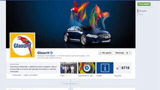 Glasurit aúna sus páginas de Facebook de todo el mundo